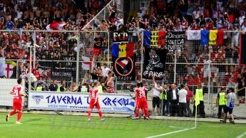 Astra - Dinamo 1-4
