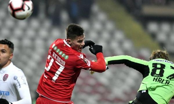 Dinamo - CFR Cluj 0-3
