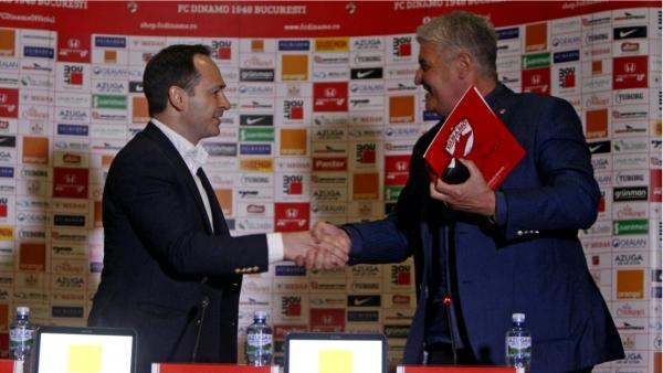 Negoiță vinde Dinamo, dar nu spaniolilor lui Andone!
