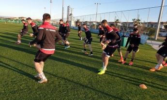 Jucătorii lui Dinamo s-au reunit sub comanda lui Eugen Neagoe