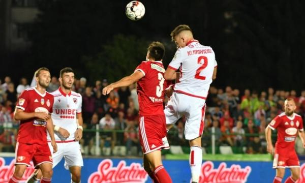 Sepsi Sf. Gheorghe - Dinamo 0-1