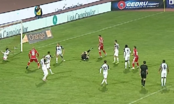 Dinamo - Gaz Metan Mediaș 2-0