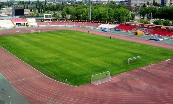 Stadionul lui Dinamo, de Champions League!