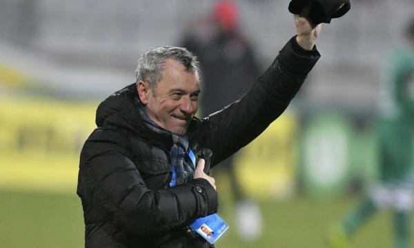 Dinamo - Politehnica Iaşi