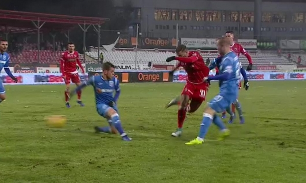 Dinamo - Craiova 3-0