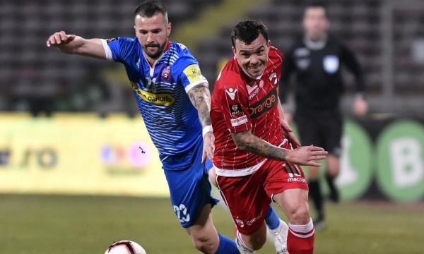 Dinamo - FC Botoșani 1-2