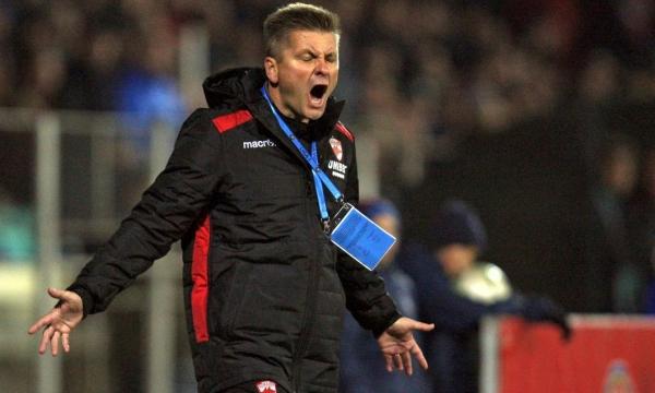 Dinamo - CFR Cluj 0-0