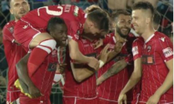 FC Voluntari - Dinamo 1-2