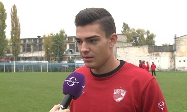 Dinamo a pierdut primul amical