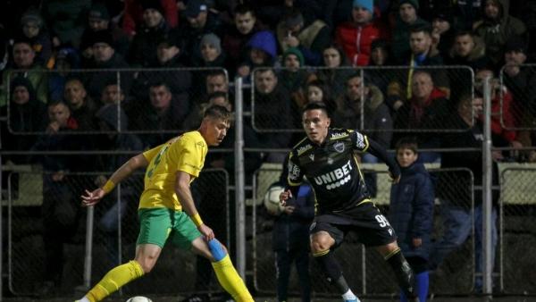 Dinamo bate Foresta la scor, 4-0