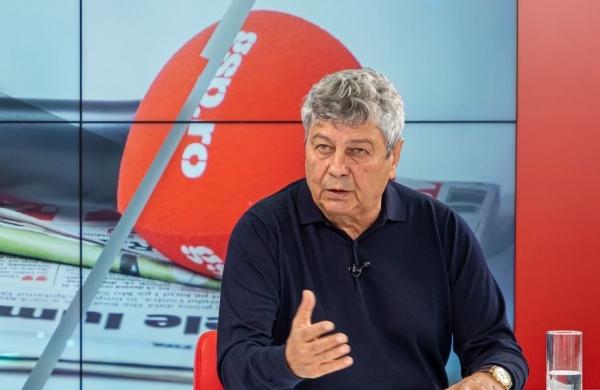 """Lucescu: """"Nicolae Badea e omul potrivit să cumpere echipa!"""""""